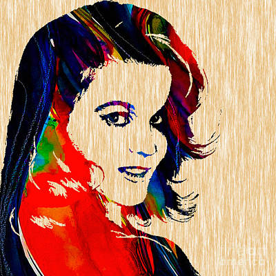 Ann Margret Mixed Media - Ann Margaret Collection by Marvin Blaine