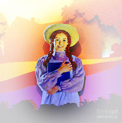 Anne Of Green Gables Photograph - Anne Of Green Gables  by Patricia Januszkiewicz