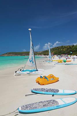Antigua Photograph - Antigua And Barbuda, Antigua, Dickenson by Walter Bibikow