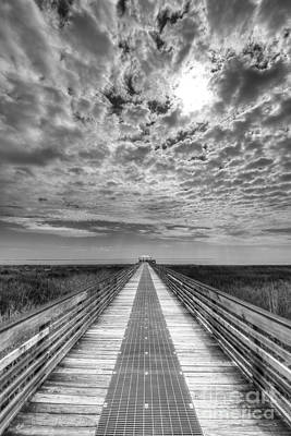 Apalachicola Florida Print by Twenty Two North Photography