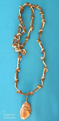 Aphrodite Pandemos Necklace Original by Augusta Stylianou