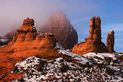 Arches National Park Utah Art Print by Utah Images
