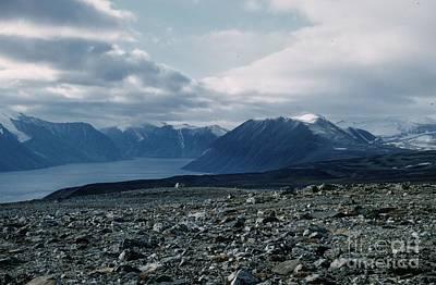 Arctic Baffin Island Art Print