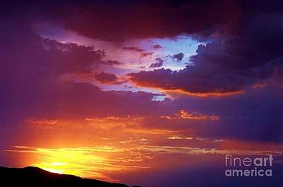 Photograph - Arizona Sunset by Mistys DesertSerenity
