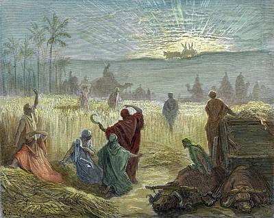 Ark Of The Covenant Art Print