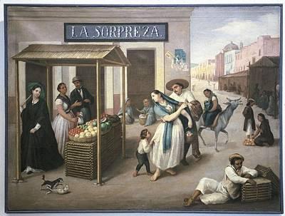 Arrieta, Jos� Agust�n 1802-1874. The Print by Everett