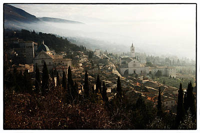 Sait Photograph - Assisi - Italian Atmosphere by Federica Nardese