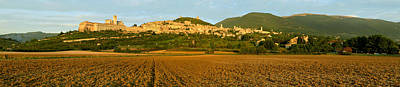 Photograph - Assisi, Italy by Kenneth Murray