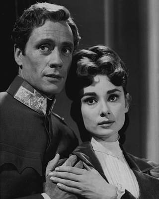 Actors Photograph - Audrey Hepburn by Retro Images Archive