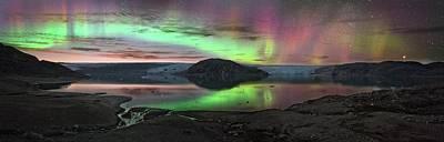 Auroral Display Print by Juan Carlos Casado (starryearth.com)
