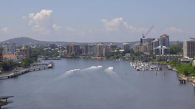 Australia - Brisbane River Original