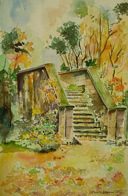 Painting - Autumn by Geeta Biswas