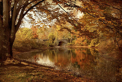 Photograph - Autumn Serenity by Jessica Jenney