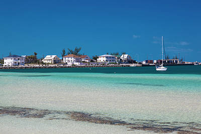 Bahamas, Eleuthera Island, Governors Art Print