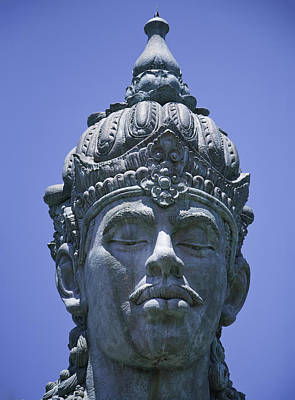 Bali Photograph - Balinese Statue by Modern Art Prints