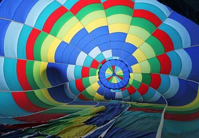 Photograph - Balloon Fantasy 22 by Allen Beatty
