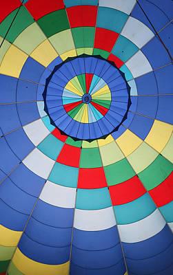 Photograph - Balloon Fantasy 23 by Allen Beatty