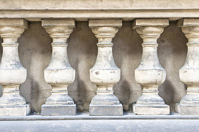 Balustrade Wall Art Print