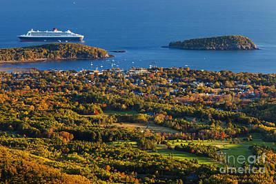 Photograph - Bar Harbor Maine by Brian Jannsen