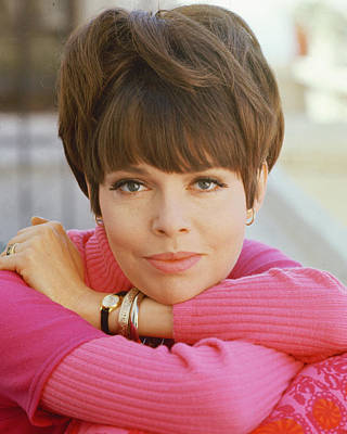 Cult Photograph - Barbara Feldon In Get Smart  by Silver Screen