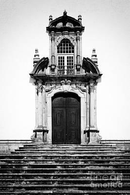 Baroque Portal Print by Jose Elias - Sofia Pereira