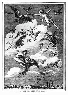 Barrie Peter Pan, 1911 Art Print