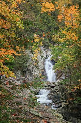 Western Ma Photograph - Bash Bish Falls by Bill Wakeley