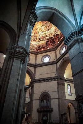Photograph - Basilica Di Santa Maria Del Fiore by Natasha Bishop