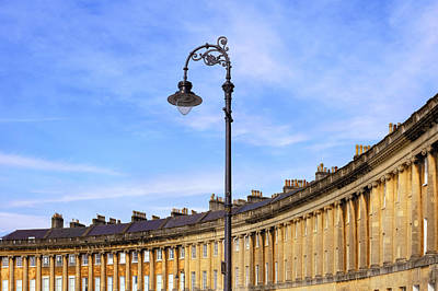 Somerset Photograph - Bath by Joana Kruse