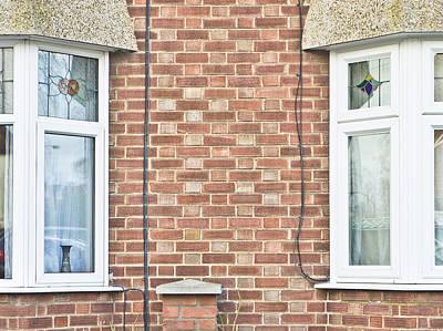 Glazing Photograph - Bay Windows by Tom Gowanlock