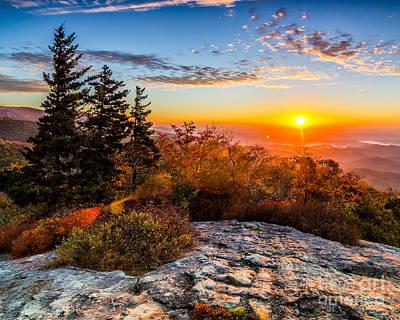 Photograph - Beacon Heights Sunrise by Anthony Heflin