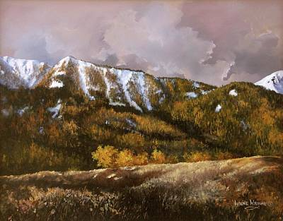 Painting - Bear Claw by Lynne Wright