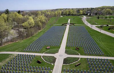 Photograph - Beechwood Cemetery, Ottawa by Rob Huntley