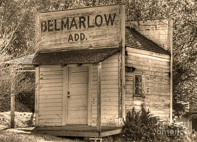 Photograph - Belmarlow Add by Chris Anderson
