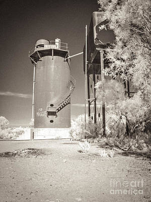 Photograph - Beresford Siding Outback Australia by Colin and Linda McKie