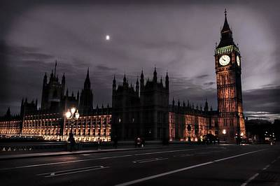 Photograph - Big Ben by Bill Howard