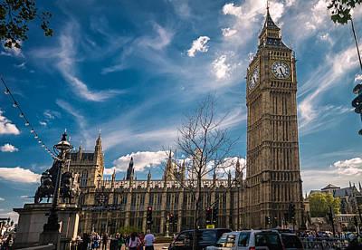 Photograph - Big Ben View by Fiona Messenger