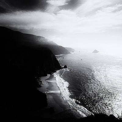 Photograph - Big Sur 2 by Jeremy Herman