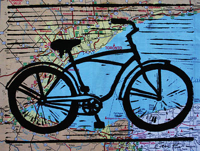 Bike 9 Original by William Cauthern