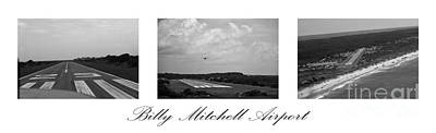Billy Mitchell Airport Art Print by Tony Cooper