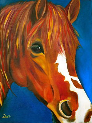 Painting - Blaze by Debi Starr
