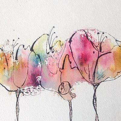 Rust Wall Art - Photograph - #bloomtrue #designsbycecelia by Cecelia Rust-Barlow