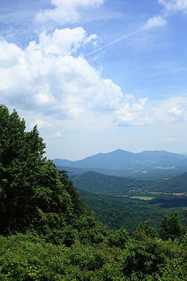 Photograph - Blue Ridge Mountains - Virginia 5 by Frank Romeo