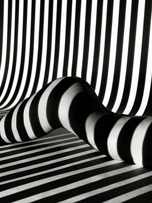 Photograph - Body Projections by Henrik Sorensen