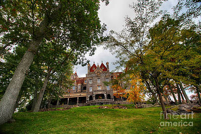 Photograph - Boldt Castle by Tony Cooper
