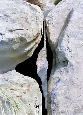 Photograph - Seeing Beyond The Rocks by Minnie Lippiatt