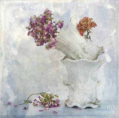Flower Photograph - Bouquet by Bernard Jaubert
