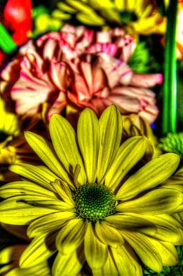 Photograph - Bouquet Of Flowers 2 by Richard Zentner