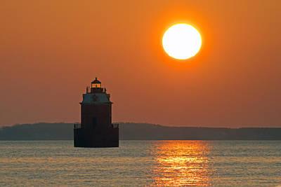 Chesapeake Bay Photograph - Brand New Day by Benjamin DeHaven