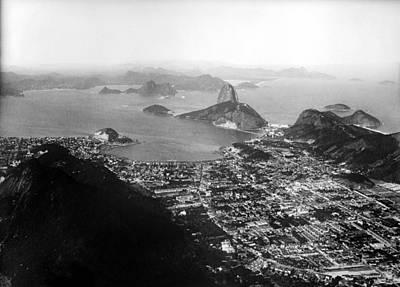 Brazil Rio De Janeiro Art Print